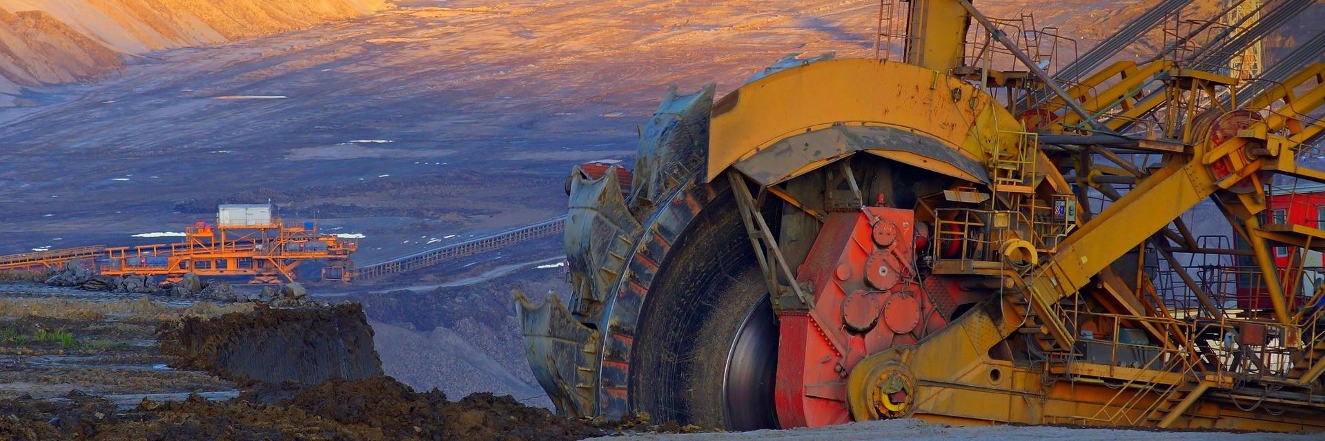 Комплектующие для предприятий отрасли добычи полезных ископаемых