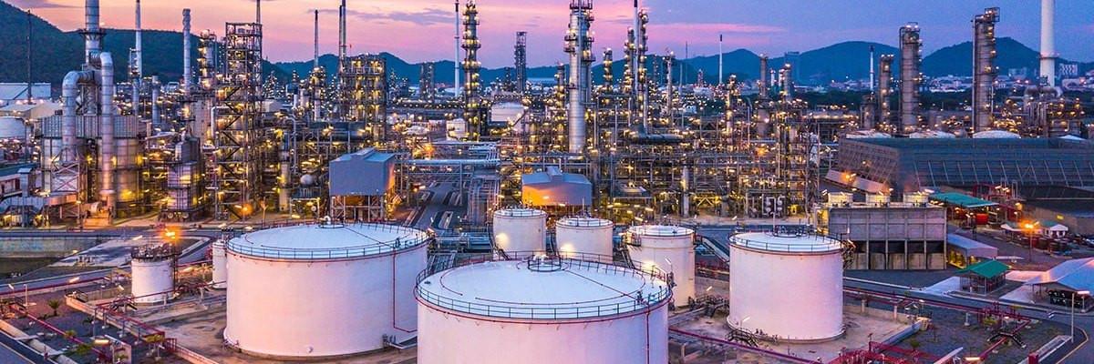 Готові рішення для нафтохімічної промисловості