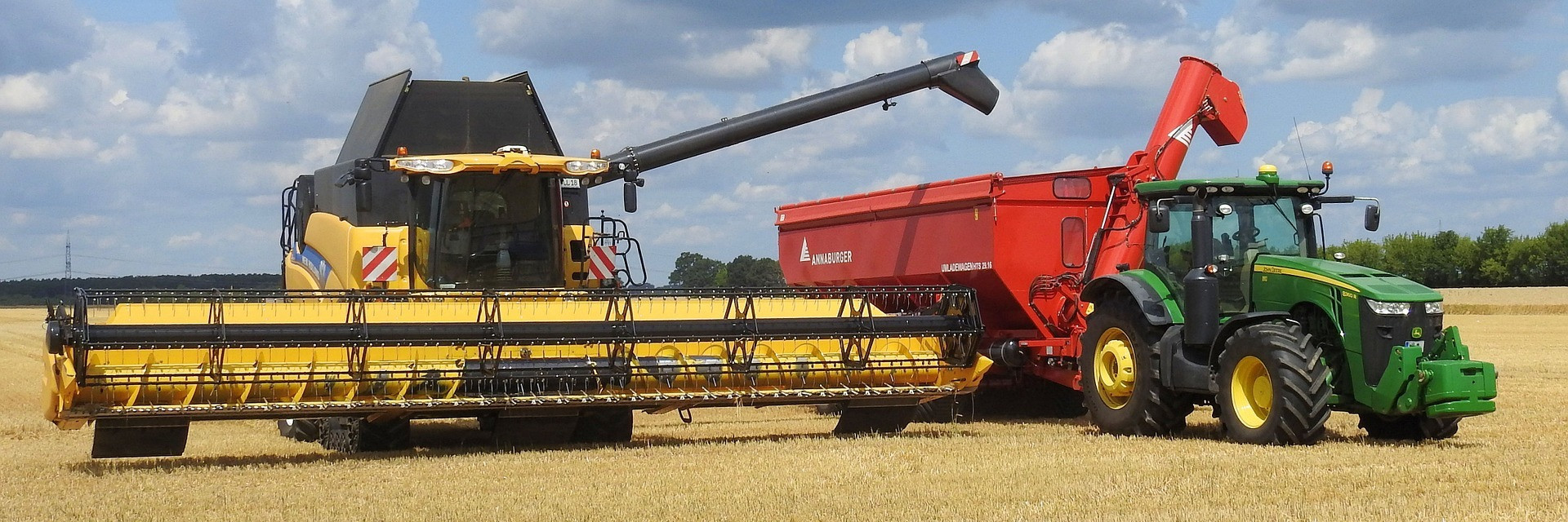 Готові рішення для сільського господарства