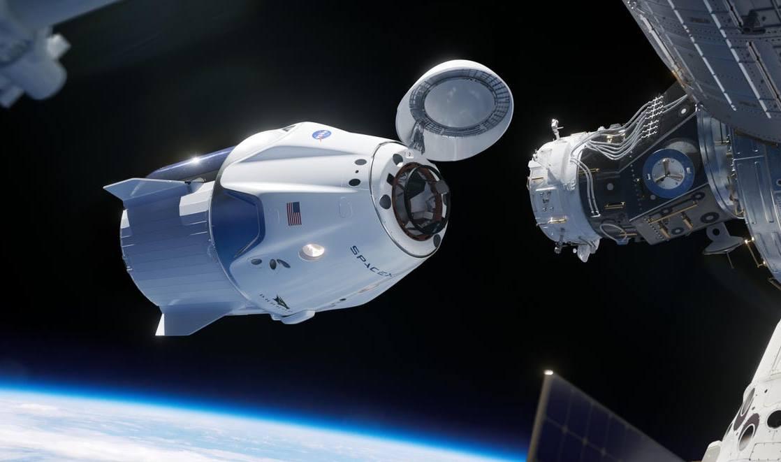 Перший запуск на орбіту космічного корабля Crew Dragon з пілотами на борту