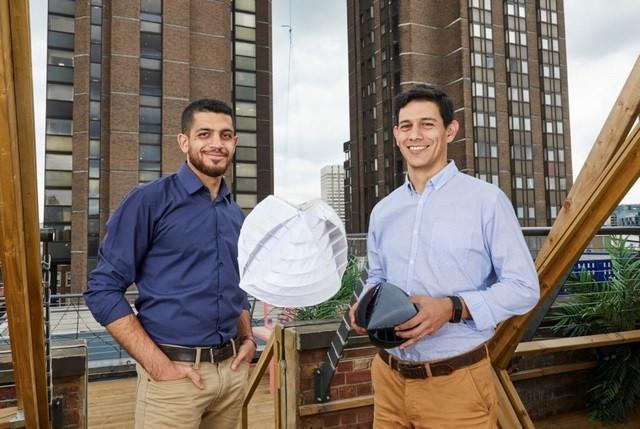 Інженери з Великобританії створили вітряну турбіну, яка генерує енергію для міської квартири