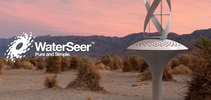 Команда розробників створила турбіну, що перетворює повітря на воду без електрики