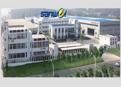 """ТОВ """"ТД ИРБИС"""" став дистриб'ютором компанії Sanwei"""
