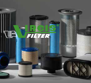 Повітряні фільтри та фільтроелементи VIRGIS