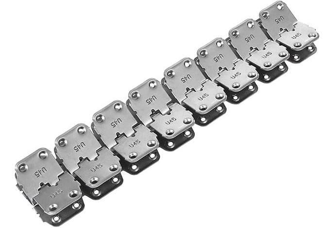 Механічні з'єднувачі конвеєрних стрічок